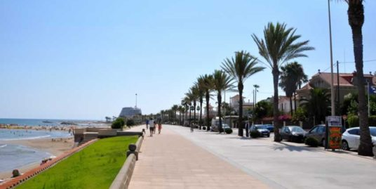 The Paseo of Sitges