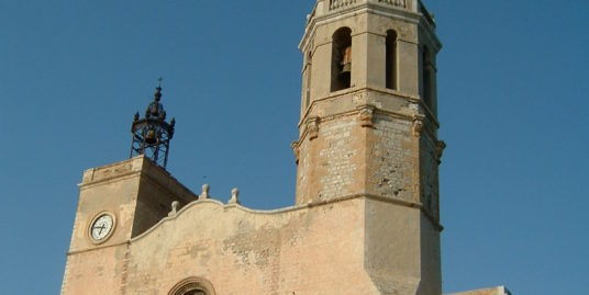 religious sites in Sitges