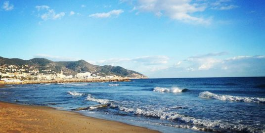 best beach in Sitges