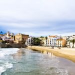 Sitges in Summer