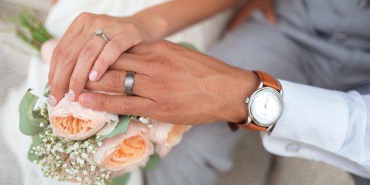 Mariage dans une villa